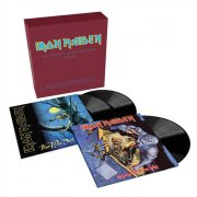 iron maiden - 2017 collectors box - limited edition - Vinyl / LP