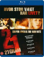 21 grams - Blu-Ray