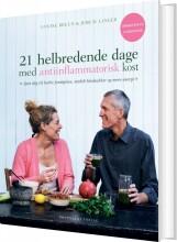 21 helbredende dage med antiinflammatorisk kost - bog