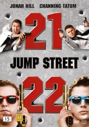21 jump street // 22 jump street - DVD