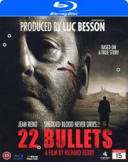 Image of   22 Bullets - Blu-Ray