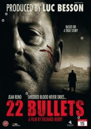 Image of   22 Bullets - Luc Besson / Limmortel - DVD - Film