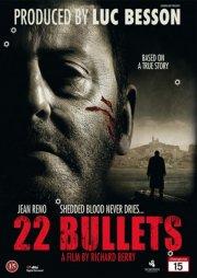 22 bullets - luc besson / l'immortel - DVD
