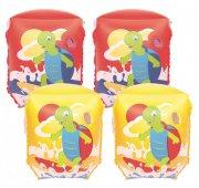 badevinger til børn med skildpadder - Bade Og Strandlegetøj