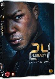 24 timer: legacy - sæson 1 - DVD