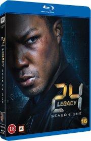 24 timer: legacy - Blu-Ray