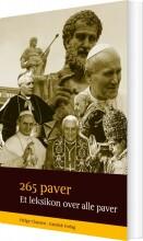 265 paver - bog