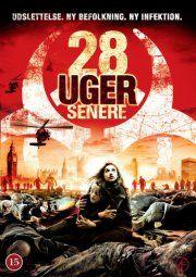28 weeks later / 28 uger senere - DVD