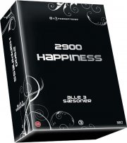 2900 happiness - sæson 1-3 - komplet box - DVD