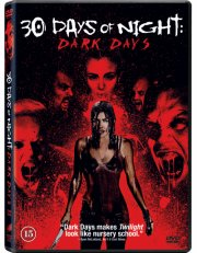 30 days of night 2 - dark days - DVD