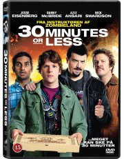 30 minutes or less - DVD