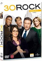 30 rock - sæson 4 - DVD