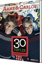 30 tøfler - bog