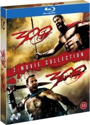 300 + 300: rise of an empire - Blu-Ray