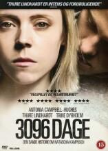 3096 dage - DVD