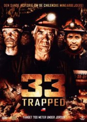 Image of   33 Trapped - DVD - Film