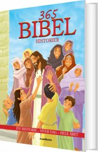 365 bibelhistorier - bog