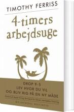 4-timers arbejdsuge - bog
