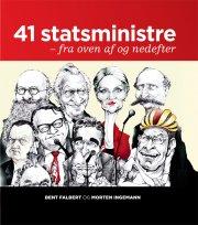 41 statsministre - bog