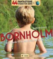 44 fantastiske steder for børn - bornholm - bog