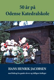 50 år på odense katedralskole - bog