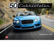50 cabrioleter - bog