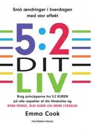 5:2 dit liv - bog
