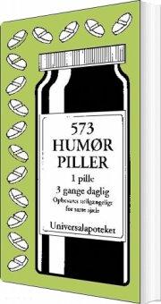 573 humørpiller - bog