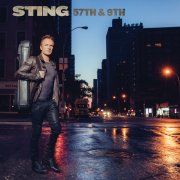 sting - 57th & 9th - limited blue edition - Vinyl / LP