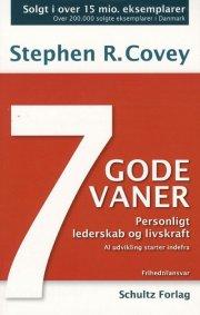 Image of   7 Gode Vaner - Stephen R. Covey - Bog