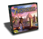 7 wonders - spil / brætspil - Brætspil