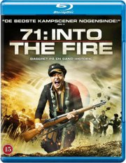71: into the fire - Blu-Ray