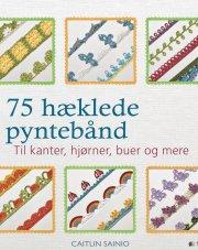 75 hæklede pynteba?nd - bog