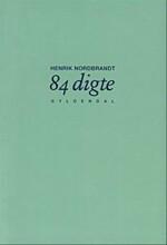 84 digte - bog