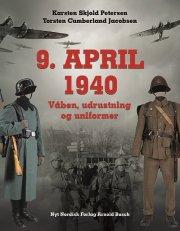 9. april 1940 - våben, udrustning og uniformer - bog