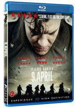 9. april - Blu-Ray