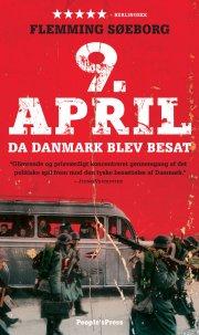 9. april. da danmark blev besat - bog