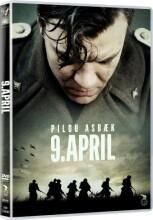 9. april - pilou asbæk - DVD