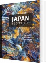 japan i bevægelse - bog