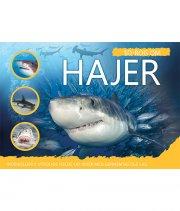 3d bog om hajer - bog