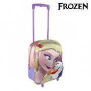 3d frost skoletaske med hjul  - Skole