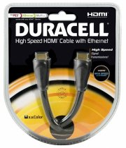 hdmi 1.4 kabel - 2m - duracell - Kabler