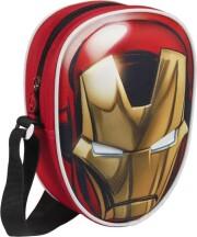 3d iron man taske fra avengers - Diverse