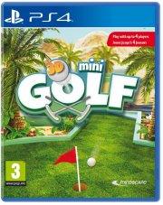 3d mini golf - PS4
