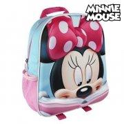 3d minnie mouse skoletaske - 25x32x10 cm. - Skole
