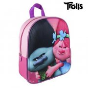 3d trolls skoletaske  - Skole