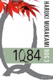 1q84 bog 3  - CD Lydbog