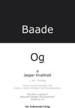 baade - og mandag - bog