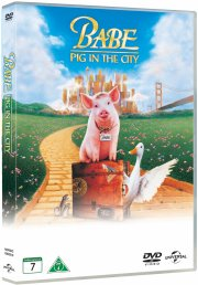 babe 2 - pig in the city / den kække gris kommer til byen - DVD