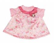 baby annabell tøj - sommerkjole i rosa 46 cm - Dukker